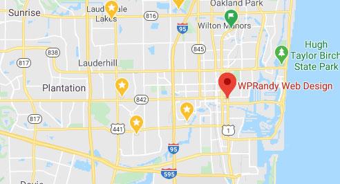 Fort Lauderdale Veteran WordPress Designer